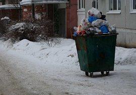 Телефон «горячей» линии по вывозу мусора в новогодние праздники