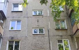 Замена наружного освещения в доме по адресу ул. Солдатова, 36